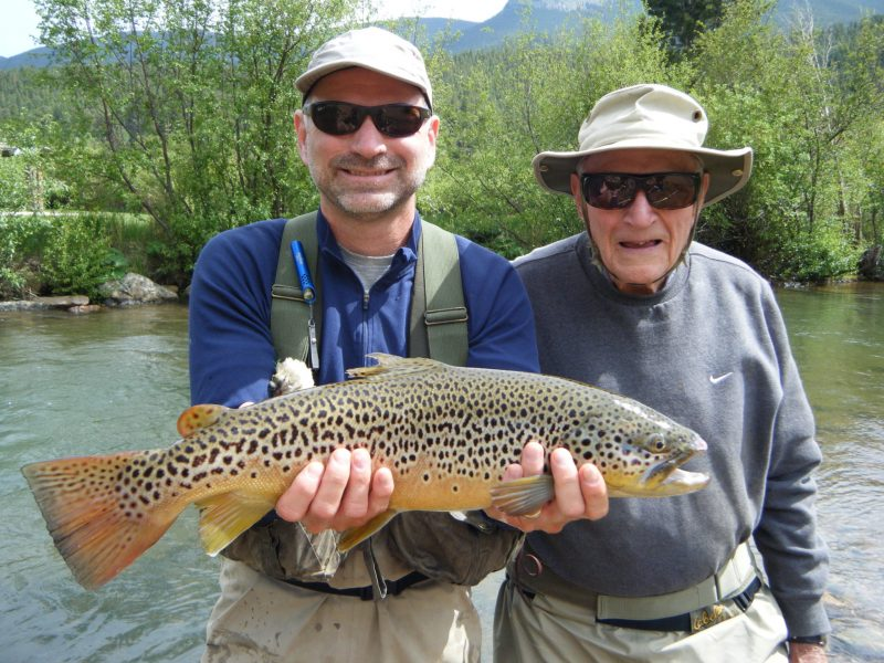 Best Trout Fishing in Colorado