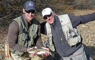 Guides for Fly Fishing Trips in Colorado