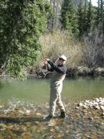 Trophy Trout Fishing