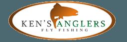 Ken's Anglers Logo